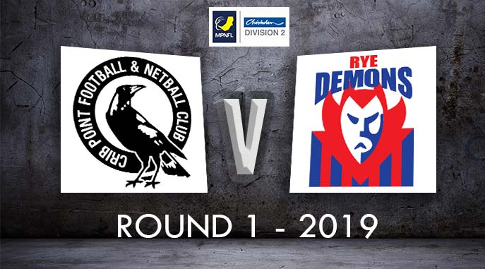 RD 1 Crib Point v Rye