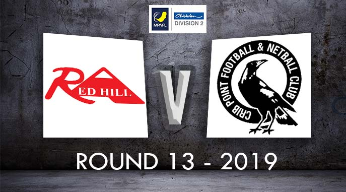 RD 13 Red Hill v Crib Point