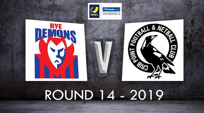 RD 14 Rye v Crib Point