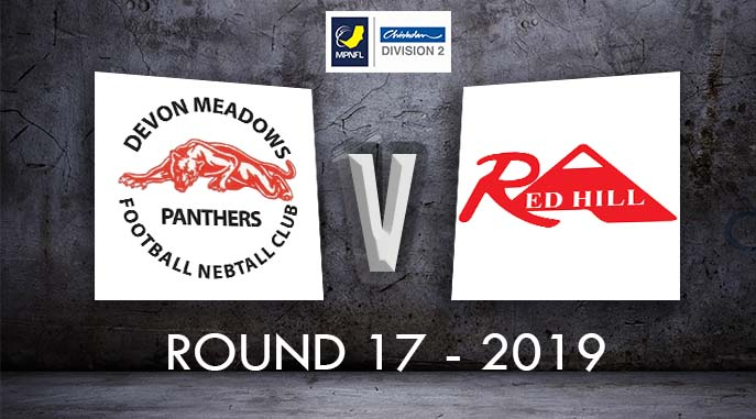 RD 17 Devon Meadows v Red Hill
