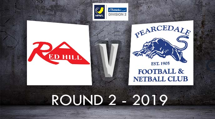RD 2 Red Hill v Pearcedale