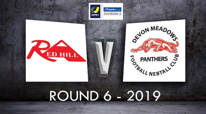 RD 6 Red Hill v Devon Meadows