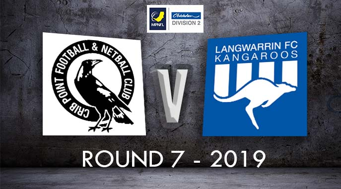 RD 7 Crib Point v Langwarrin