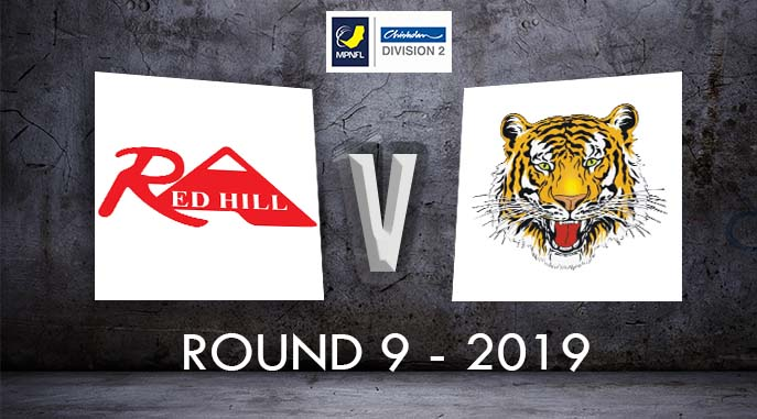 RD 9 Red Hill v Seaford